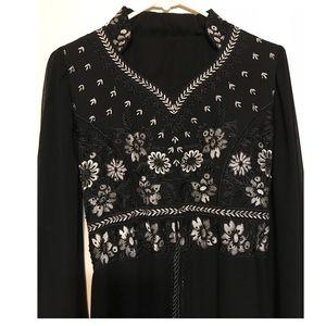 Dresses & Skirts - Black evening dress, medium